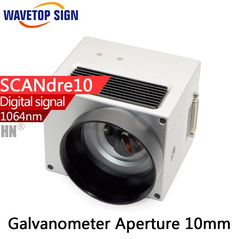 SACNdre10 digital galvanometer Wavelength 1064nm aperture 10mm yag laser module use xy2-100 protocol M85X1 sacndre10 digital galvanometer wavelength 1064nm yag laser module use xy2 100 protocol