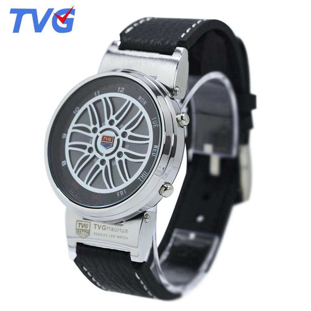 Top Brand TVG Ρολόγια Ανδρών Δημιουργική - Ανδρικά ρολόγια - Φωτογραφία 4