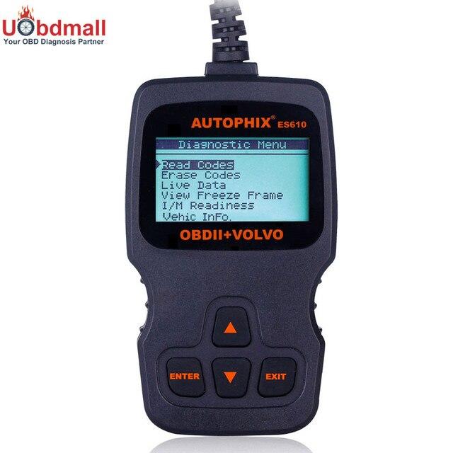 For V0lv0 Autophix ES610 Professional OBD2 Diagnostic Tool For XC60 XC70 XC90 S60 V40 S40 S80 Vehicles ES610 Automotive Scanner