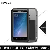 LOVE MEI POWERFUL Case For Xiaomi Mi Max 2 Phone Case For For Mi Max 2