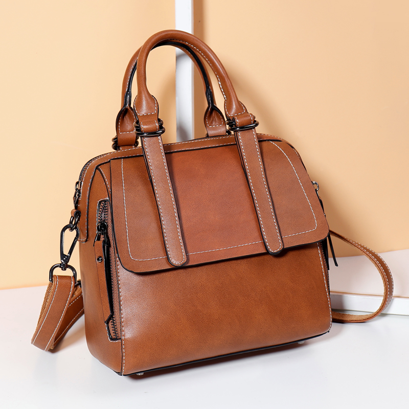 d05866cce5c Luxury Brand Designer Handbags Women Genuine Leather Bags For Women  Shoulder Bags Fashion Messenger Hand Bags bolsos mujer X15