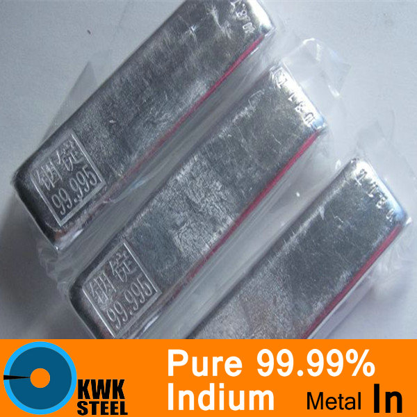 Gránulos puros de indio 99.99% partículas sólidas de grano lingote gránulos de Metal en la investigación del experimento universitario envío rápido gratuito