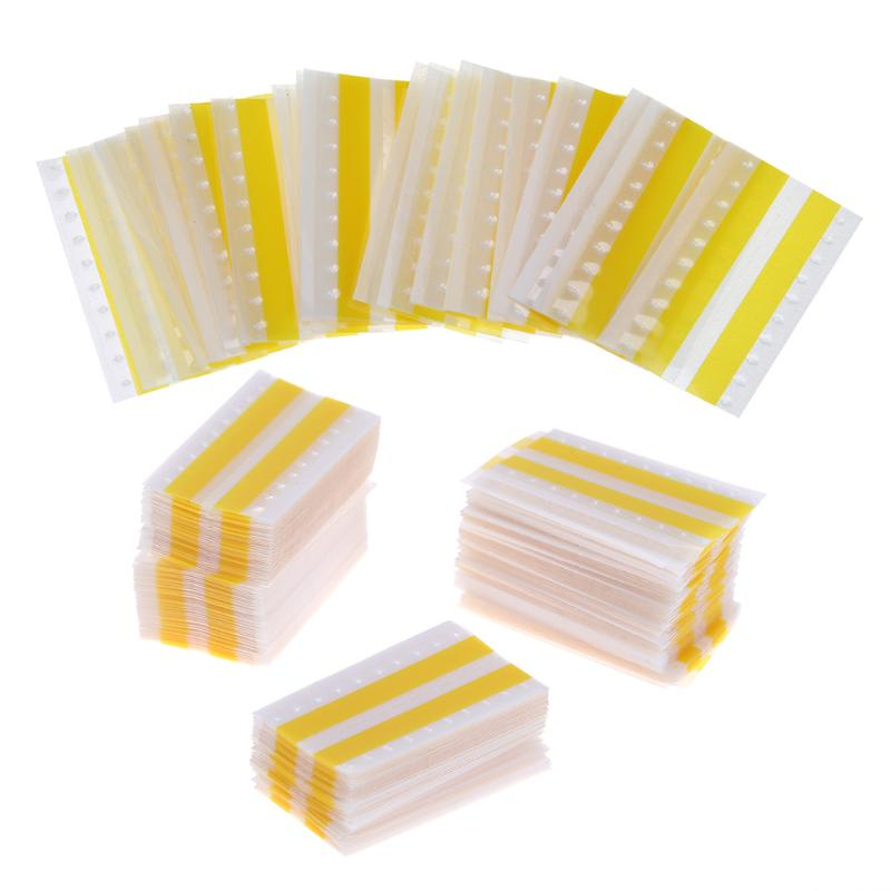 8MM Yellow SMT Double Face Rectangular Splice Tape Super Film Joining Splicing Tape Using Rest Components Exact in the Raster dostoyevsky fyodor the double film tie in
