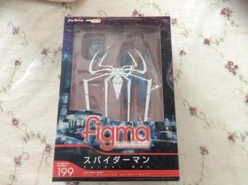 Фигурка Человек-паук Фигма 15 см 1