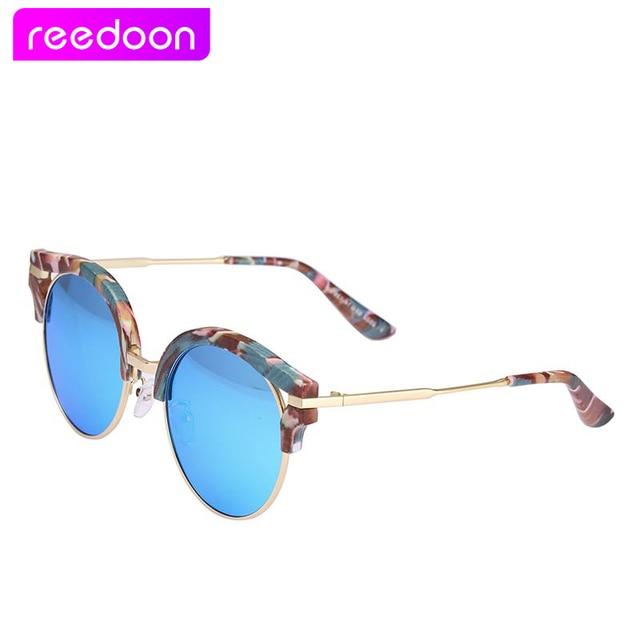 a63ab937151 Hot Sale illesteva sunglasses women brand designers vintage sun glasses  mirror eyewear retro women oculos de