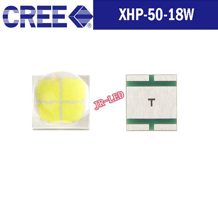 1PCS originalus autentiškas 18W 6VCree XHP50 kietas baltas aukštos - LED Apšvietimas - Nuotrauka 2