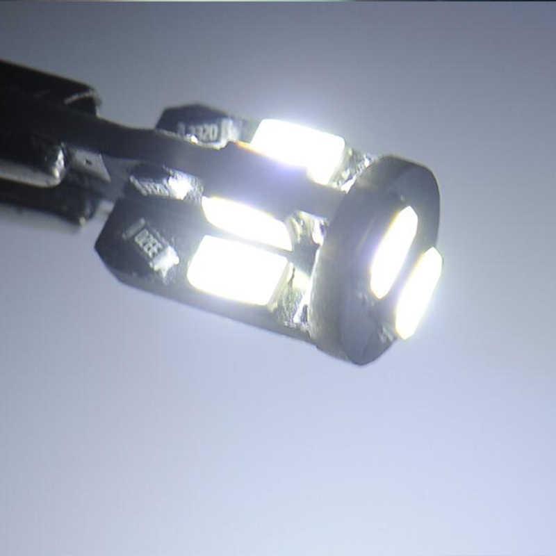 1x Canbus aucune erreur T10 W5W éclairage de plaque d'immatriculation LED pour Toyota Corolla Avensis Yaris Rav4 Hilux Prius