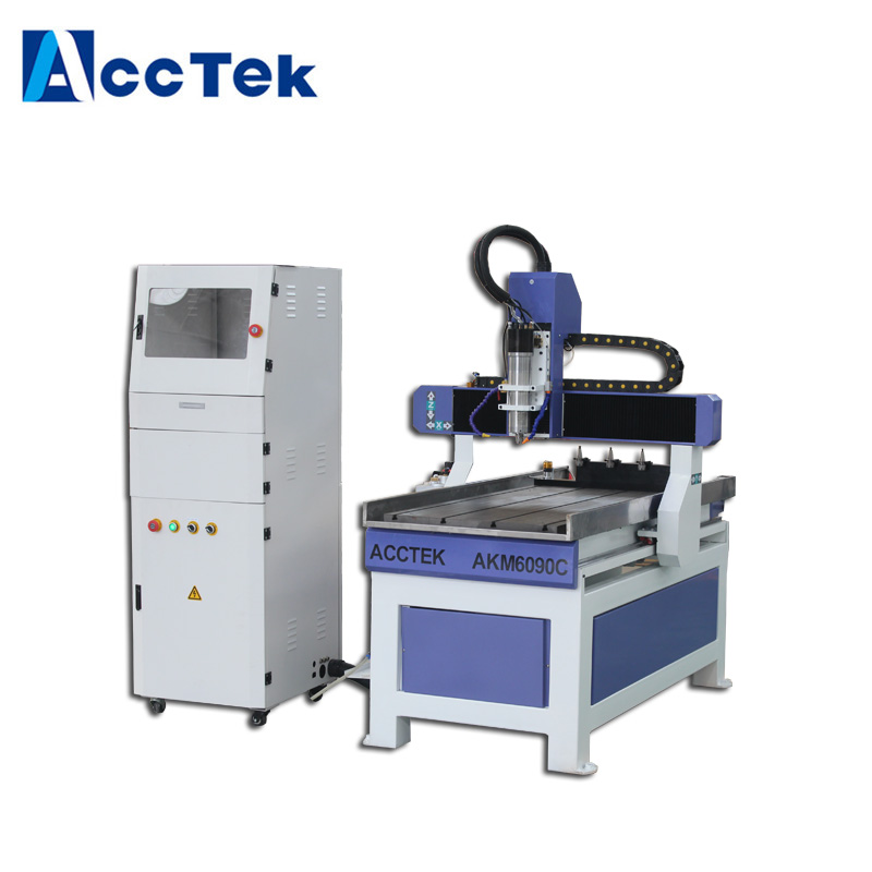 High speed change tool <font><b>cnc</b></font> router machine <font><b>6090</b></font>/ <font><b>atc</b></font> wood router machine with servo motor image
