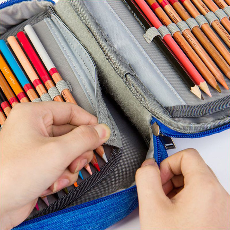 72 buracos caneta caixa penalidade multifuncional saco