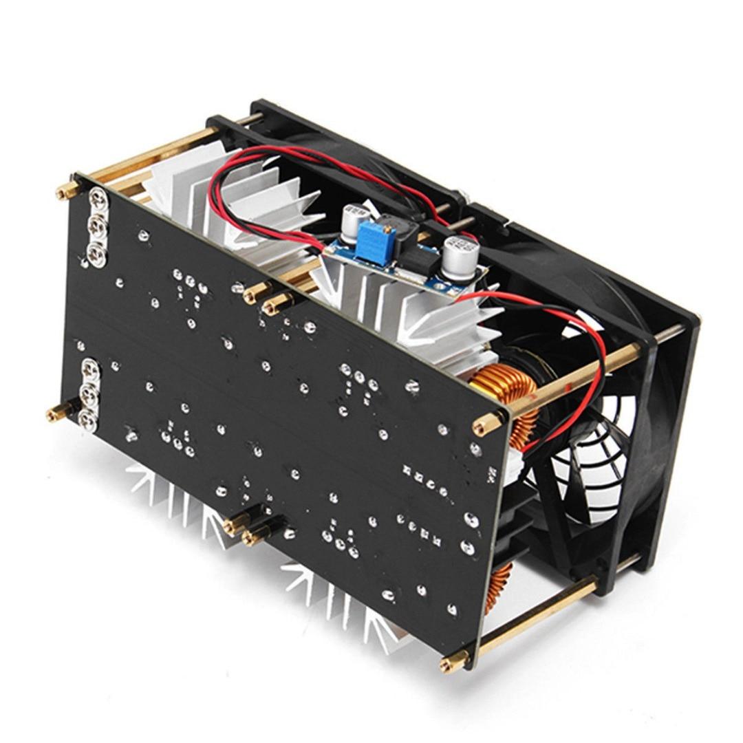 1800 W Riscaldamento A Induzione Modulo PCB Board Flyback ZVS Driver Riscaldatore 48 V Tubo di Rame Bobina Per Il FAI DA TE Mayitr