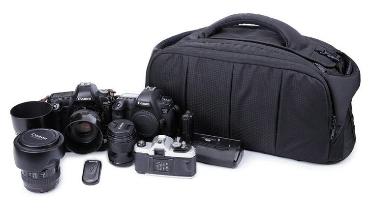 new DSLR SLR Camera Case Bag FOR CANON NIKON SONY PENTAX PANASONIC DVX-200 130 SONY NX100 NX3 EA50 Z150 купить