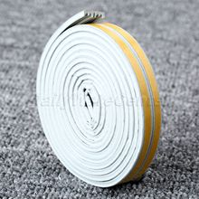 5M E/P/I Type Foam Draught Excluder Self Adhesive Window Door Seal Strip For Frames Accessories EPDM Silicone PVC