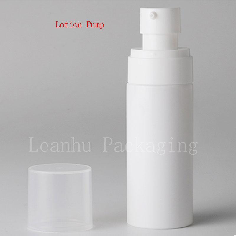 80ml 100ml 120ml 150ml white lotion pump spray pump (2)