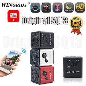 Image 2 - מיני מצלמה WiFi מצלמת SQ13 SQ23 SQ11 מלא HD 1080P מקורי ספורט DV מקליט 155 ראיית לילה קטן פעולה מצלמה מצלמת וידאו DVR