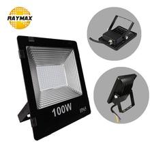 Lights Lighting - Outdoor Lighting - 10PCS/LOT LED Flood Light Outdoor Advertising Light IP65 10W 20w 30w 50w 100w 150w  Waterproof Lamp 110/220