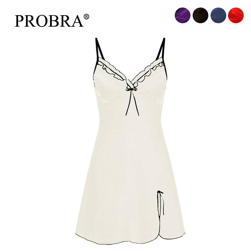 New Listing Organic Cotton Maternity Nightwear - Dropshipping Women Sleep Dress Pregnancy Clothes Casual Sexy Clothing Ultra-thi
