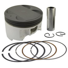 Kit de piston de moto avec anneau de piston | Broche de 83mm 83.5mm 84mm Dia 20mm, kit de bague de piston pour Suzuki AN400 Burgman Skywave 400 DL650 SV650 DR350(China)