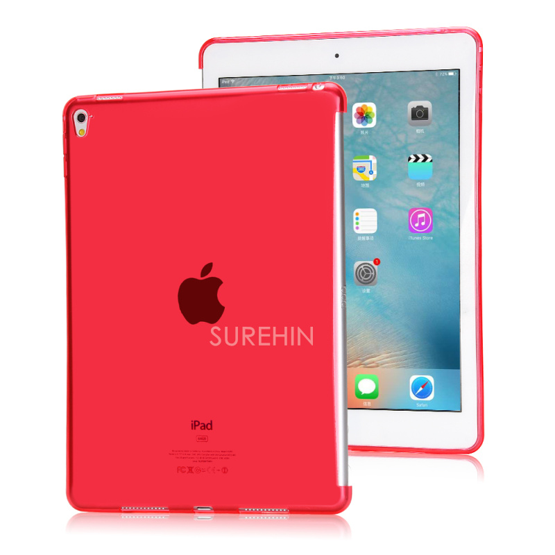 ipad pro cover Red-