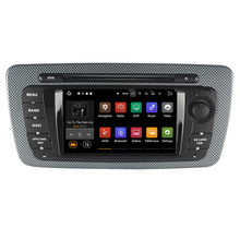 цена Android 8.1 6.2 inch Capacitive Touch Screen Car DVD Player For Seat ibiza 2009-2013 with Can Bus Ipod 1080P RDS Radio 2G RAM