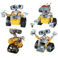 2017 Lepin 16003 Wall-E robot  687pcs   children's toys box WALL- E Assemble puzzle  gifts for children  Free shipping