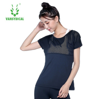 New Summer Yoga Clothes Sports T Shirts Women S Fashion Short Sleeves Running Fitness Self Cultivation