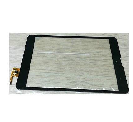 New Touch Screen for 7.85 Kiano Elegance 8 by Zanetti 3G Tablet Touch Panel Digitizer Glass Sensor Replacement Free Shipping new black for 10 1inch pipo p9 3g wifi tablet touch screen digitizer touch panel sensor glass replacement free shipping