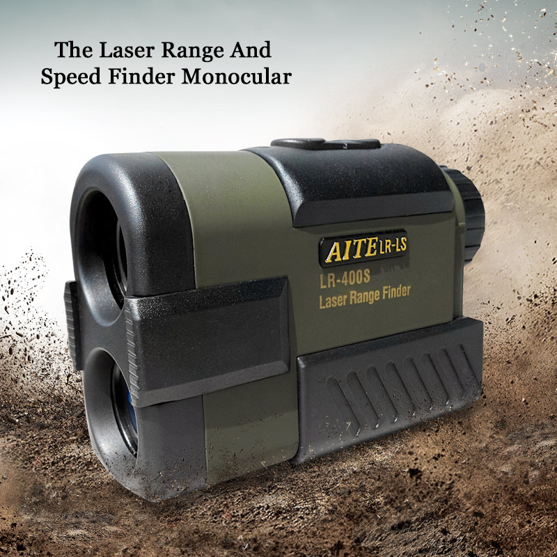 400 m Laser Rangefinder Hunting Equipment Golf Hunting Laser Range Finder Distance High Speed Instrument 600 m rangefinder laser range finder with distance and speed measurements monocular golf hunting range finder