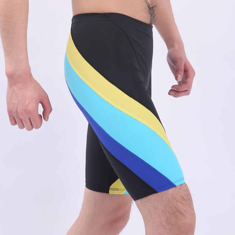 Badpak arena korte badmode mannen zwembroek jongens zwemmen slips concurrentie mens racing badpakken zwembroek man