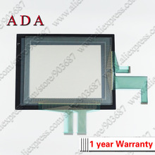 Digitizer Touch-Panel for Omron Ns10-Tv00b-V2/ns10-Tv00b-Ecv2 with Front-Overlay