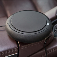 Portable Car Air Purifier with Filter USB Cleaner Remove Formaldehyde Cigarette Smoke Odor Smart Purifying Device Ionizer