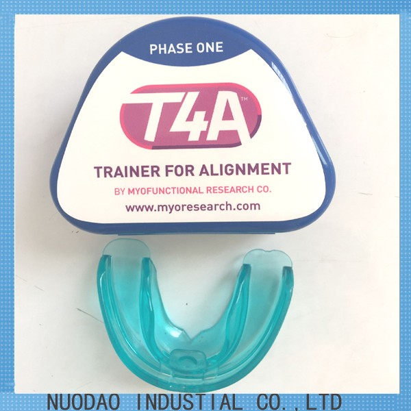 Original Myofunctional Orthodontic T4A Phase I Trainer myofunctional infant trainer phase ii hard oringal made in australia infant primary dentition trainer girls