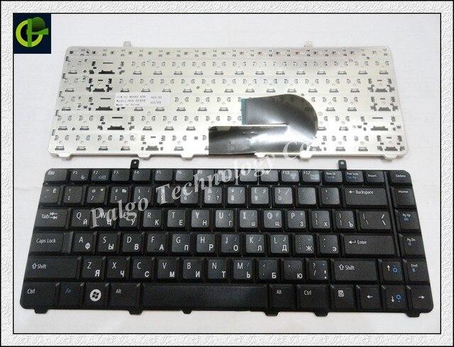 Teclado russa para dell a840 a860 vostro 1014 1015 1088 r818h 0r818h pp38l pp37l r811h 0r811h ru preto teclado do laptop