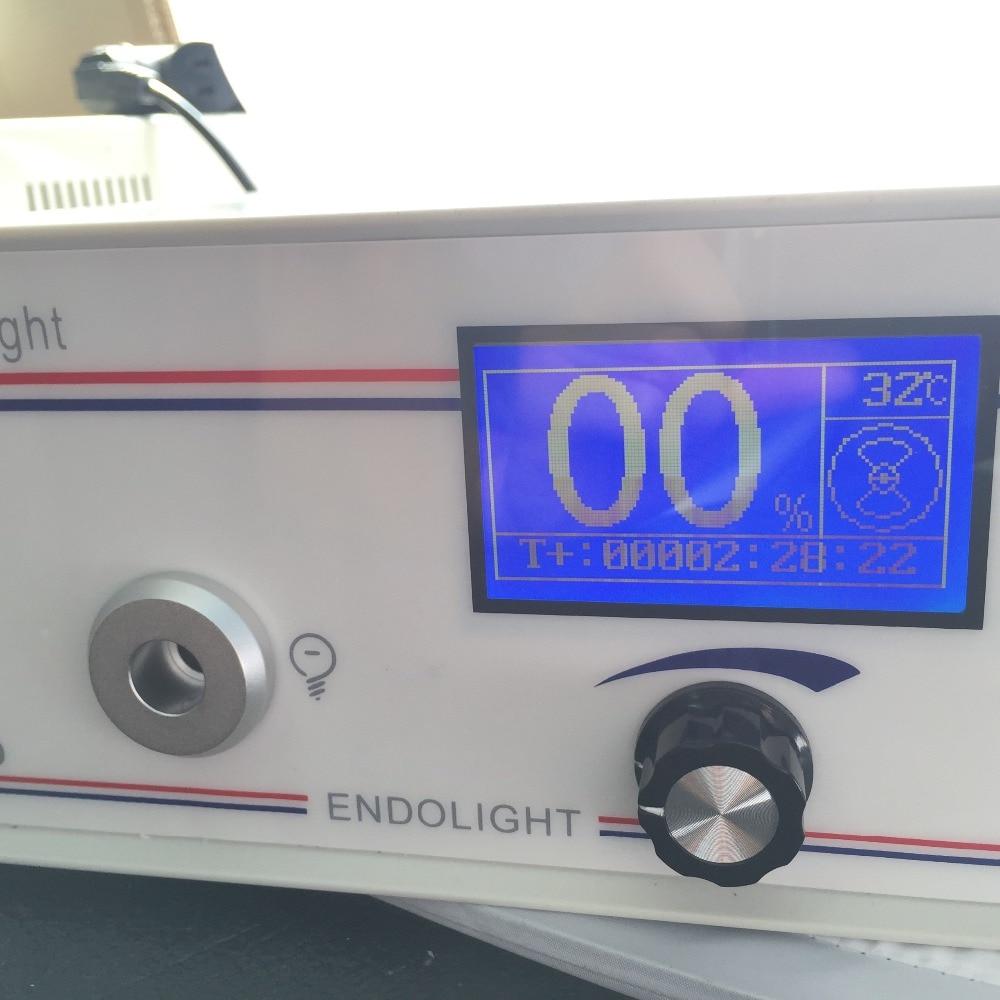ENT sorgente di luce carry lupo/storz luminosità Uniforme endoscopia lampada endoscopio/Originale USA phlatlight led cbt90 F2067W.