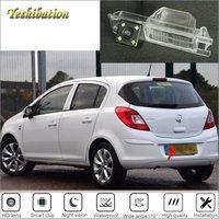 Yeshibation Backup CCD Camera For Vauxhall Astra / Corsa / Meriva / Tigra / Vectra / Zafira Wide Angle Night Vision Waterproof