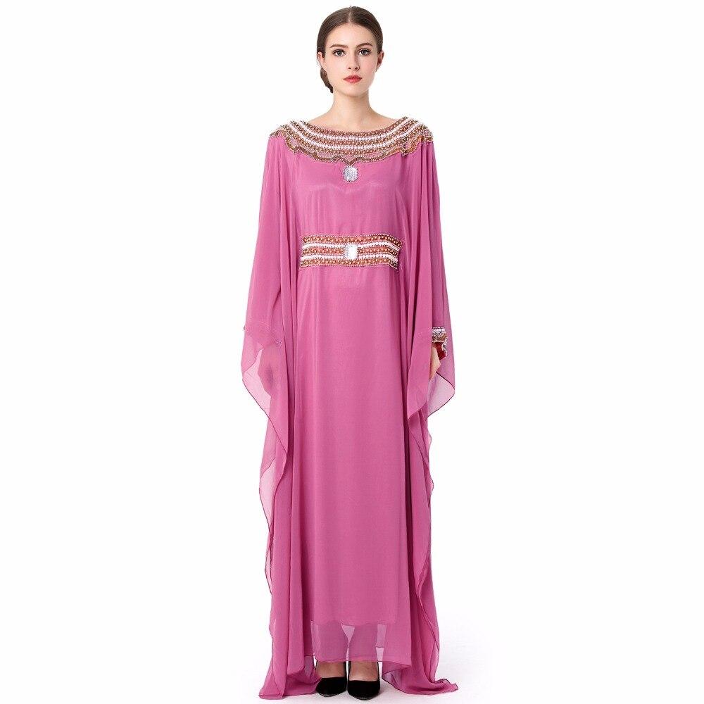 Excepcional Vestido De Novia Blanco Musulmán Cresta - Colección de ...