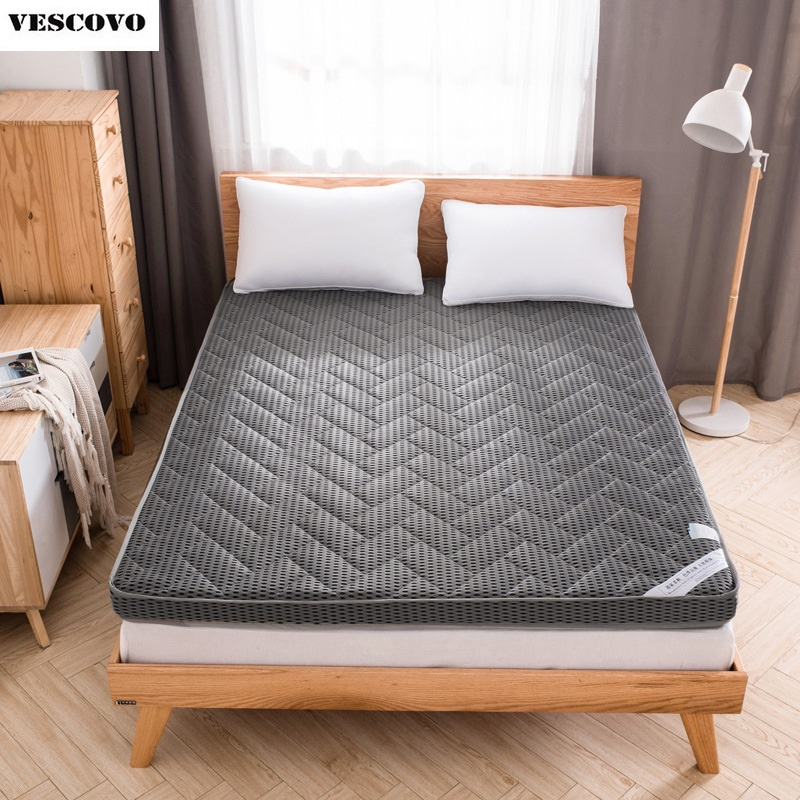 Bamboo fiber spring and summer foam mattress bed folding tatami floor mattress student dormitory mat