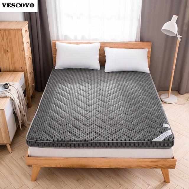 Bamboo Fiber Spring And Summer Foam Mattress Bed Folding Tatami Floor Student Dormitory Mat