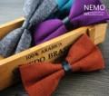 Mens Pajaritas Pajaritas para los Hombres Padrinos de Boda Del Partido de Lana Hecho A Mano de Lujo Nuevo Diseñador de Moda Púrpura Gris Azul Traje de Mariposa