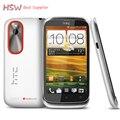 T328w Оригинальный 100% Разблокирована HTC Desire V T328w 5MP 1650 мАч 4.0 Дюймов 4 ГБ ROM Сенсорный Экран Восстановленное Мобильного Телефона Бесплатная Доставка