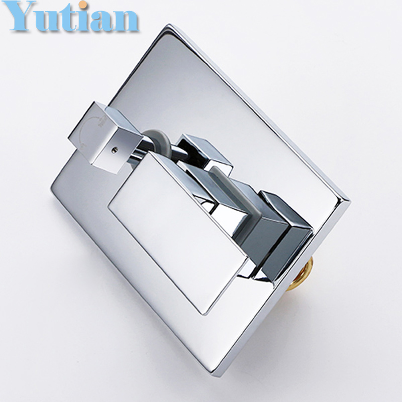 Free shipping In-Wall Bathroom shower Faucet Single handle mixer shower accessories for chuveiro ducha mesa banheiro torneira free shipping polished chrome finish new wall mounted waterfall bathroom bathtub handheld shower tap mixer faucet yt 5333