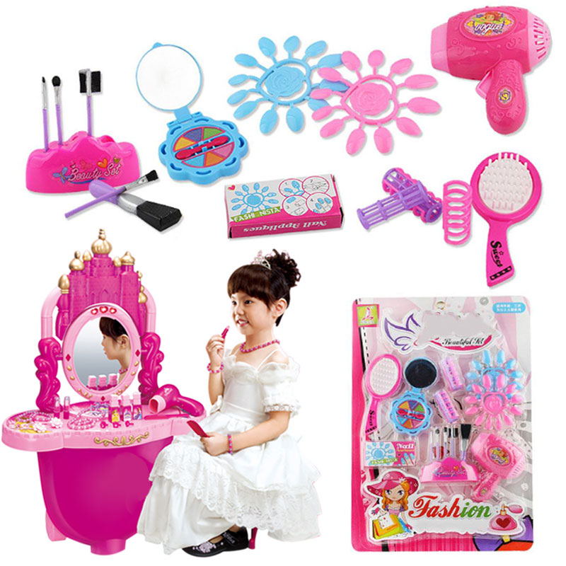 Toys For 6 And Up : Girls beauty cosmetic toys montessori make up pretend