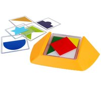 Color Code, 100 Challenge Puzzle Game, Develop Logic Spatial Reasoning Skills
