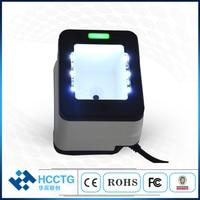 2D Desktop Barcode Reader Supermarket Handfree Barcode Scanner HS 2001B|Scanners|   -