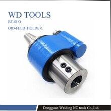 BT40 -SLO ERO/SLO Coolant feeding Oil hole shank holder for CNC oil feed SLO side fixed knife handle