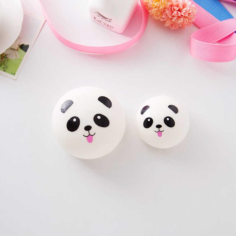 1 pz/set Anti-stress Morbido 4 centimetri Squishies Panda Carino Squishy Set Jumbo Orso Lento Aumento Anti Stress Squish giocattolo Per I Regali Per Bambini