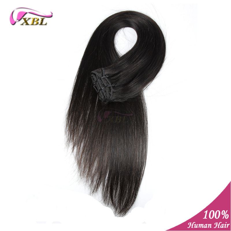 straight clip in hair extensions (5)