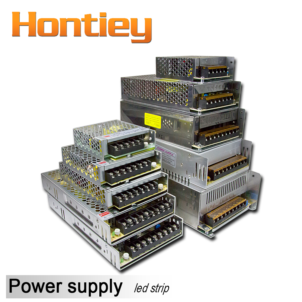 Hontiey Lighting Transformers AC 12V LED Strip Driver DC 110V 220V Power Supply 50W-720W 5A 10A 20A 30A 40A 60A disado 21 frets tiger flame maple wood color electric guitar neck guitar accessories guitarra musical instruments parts