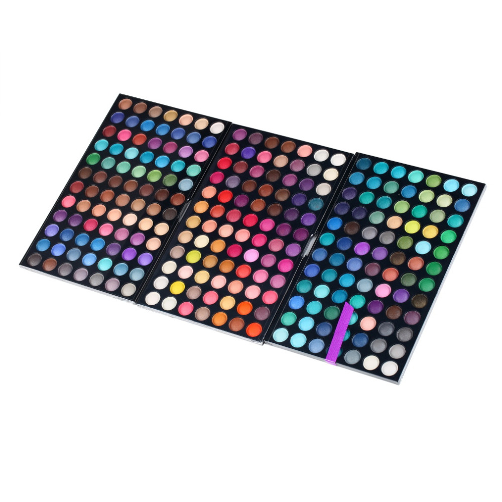 1set New 252 Full Colors Eyeshadow professional cosmetics matte Make Up Professional Makeup Eye Shadow Palette make up for you brand new 120 color eyeshadow palette cosmetics makeup eyeshadow palette eyeshadow set
