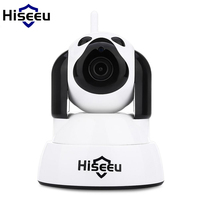 Hiseeu FH4 Home Security IP Camera Wi Fi Wireless Smart Dog Wifi Camera Surveillance 720P Night