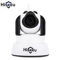 Hiseeu FH4 Home Security IP Camera Wi Fi Wireless Smart Dog Wifi Camera Surveillance 720P Night